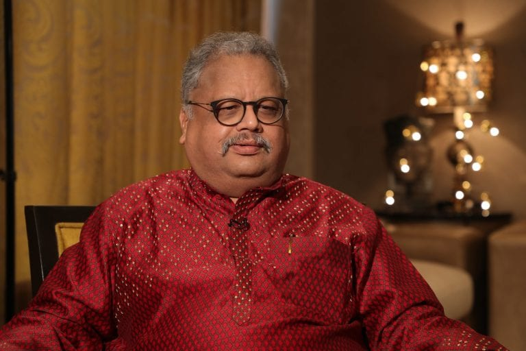 Only 5 stocks in Rakesh Jhunjhunwala's portfolio in green so far this year
