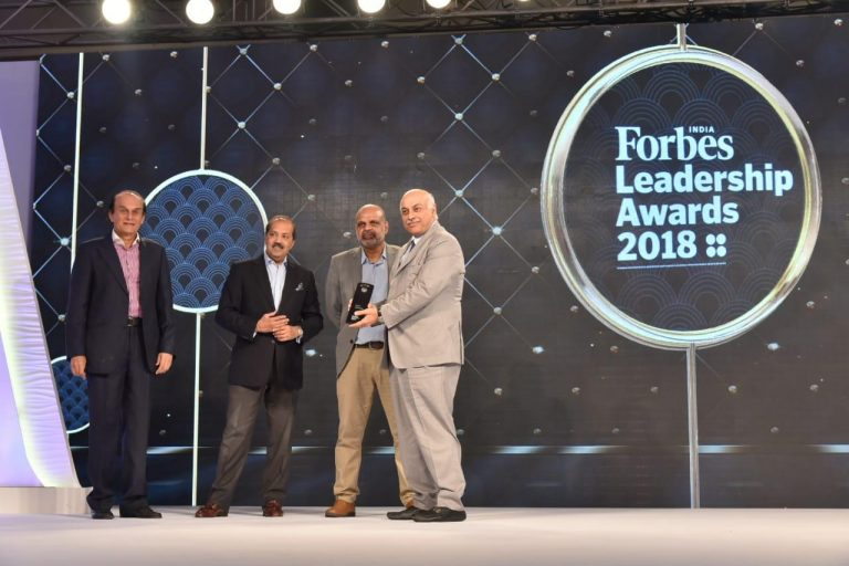 Vivek Chaand Sehgal wins Forbes India 'Entrepreneur for the Year 2018' Award. Take a look at the other winners