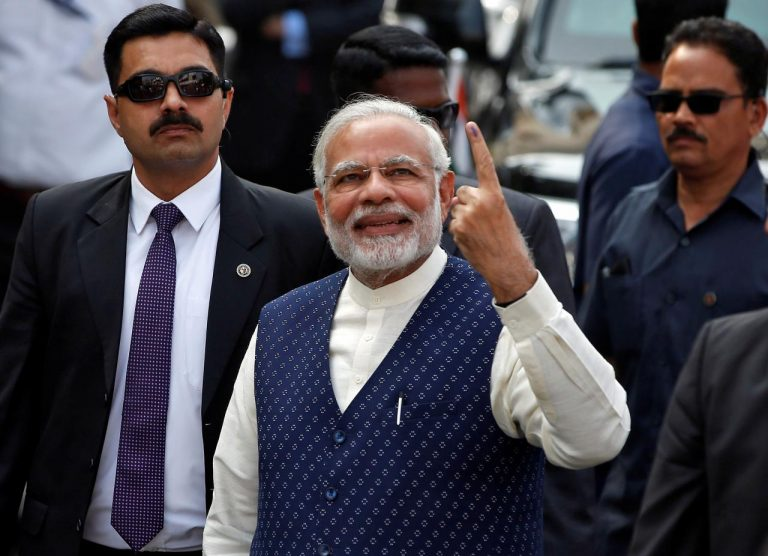 Chhattisgarh polls: PM Modi urges voters to come out in large numbers