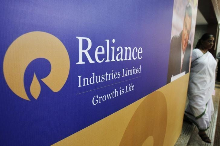 RIL's single-day gain in market cap higher than mcap of 19 Nifty stocks