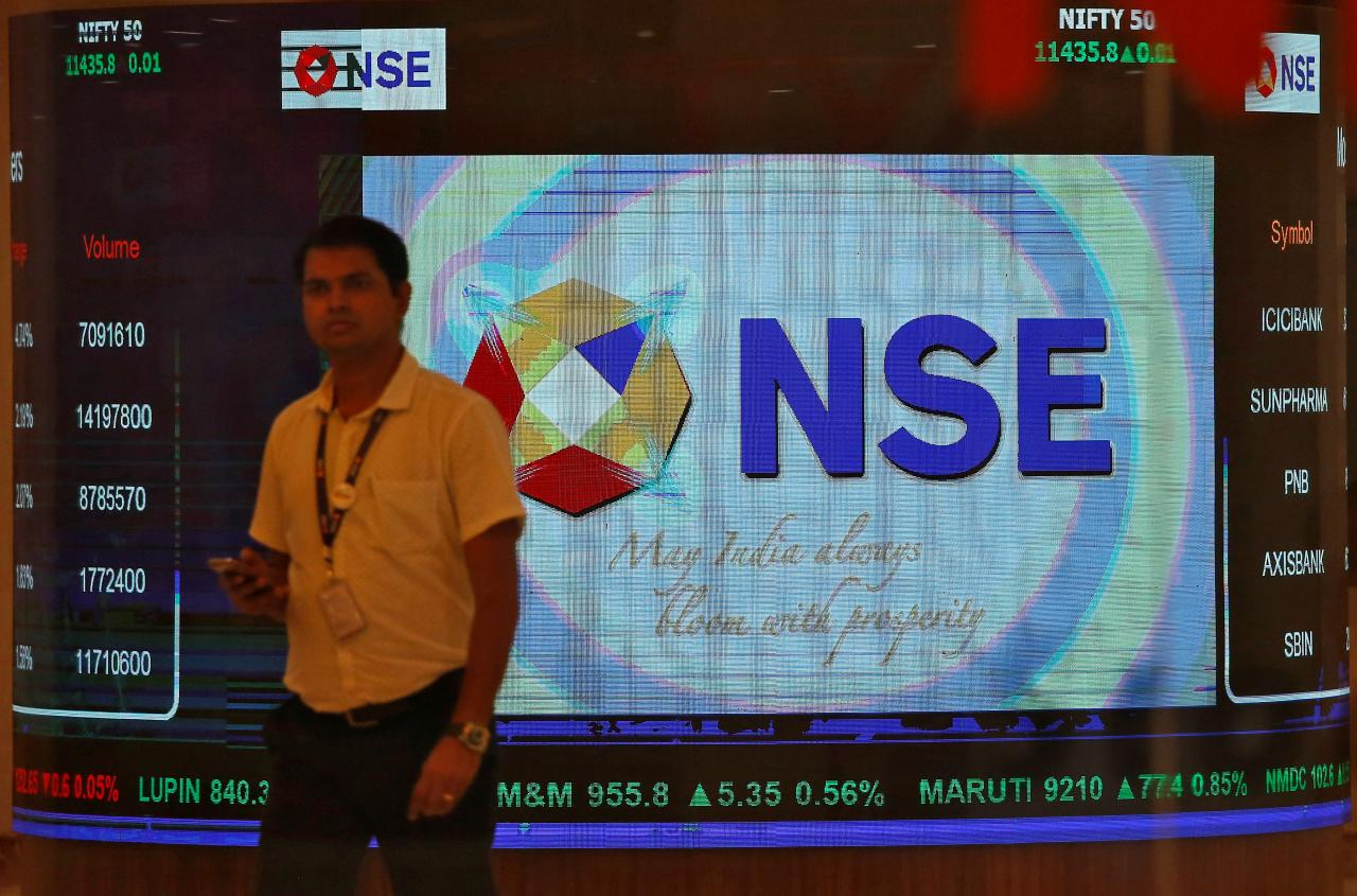 Foreign Institutional Investors (FIIs) bought Rs 1,315.89 crore-worth shares and Domestic Institutional Investors sold Rs 5.07 crore worth of shares in the market on February 1, as per NSE data. (Picture credits: Reuters)
