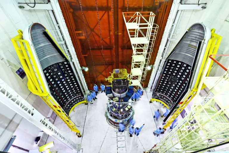 Earth observation satellite HysIS, 30 co-passenger satellites placed in orbit