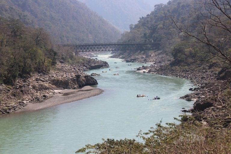 Around Rishikesh in 72 hours