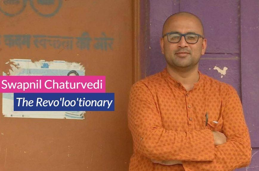 World Toilet Day: Here's how this techie revo'loo'tionised toilet usage in India