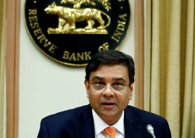 RBI Governor Urjit Patel resigns