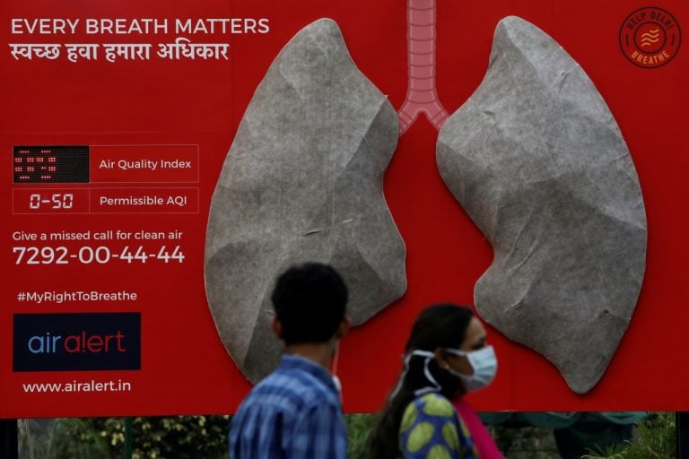 India's polluted air claimed 1.24 million lives in 2017, says study