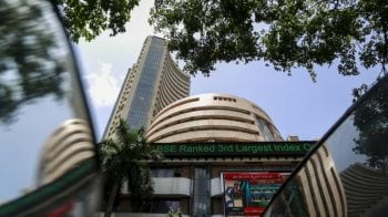 Stock Market Live Updates: Sensex down 350 points, Nifty around 14,750; banks, IT stocks drag