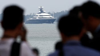 Superyacht in Malaysia's 1MDB scandal can be yours for $130 million