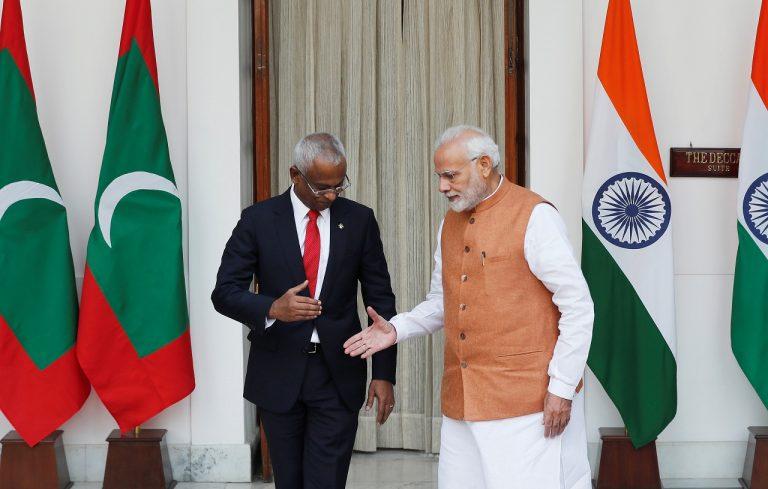 PM Modi announces $1.4 billion financial aid to Maldives