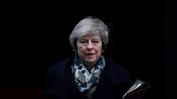 British PM Theresa May resigns, paving way for Brexit confrontation with EU