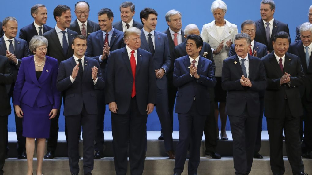 At G-20, possible 'breakthrough' seen after all-night talks