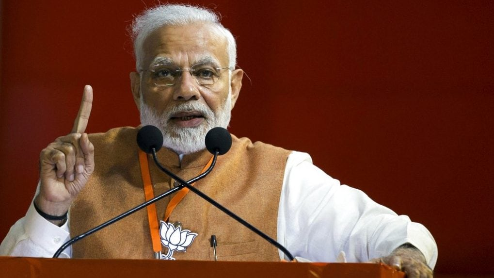 PM Modi describes Urjit Patel as a thorough professional with impeccable integrity, says he steered banking system from chaos