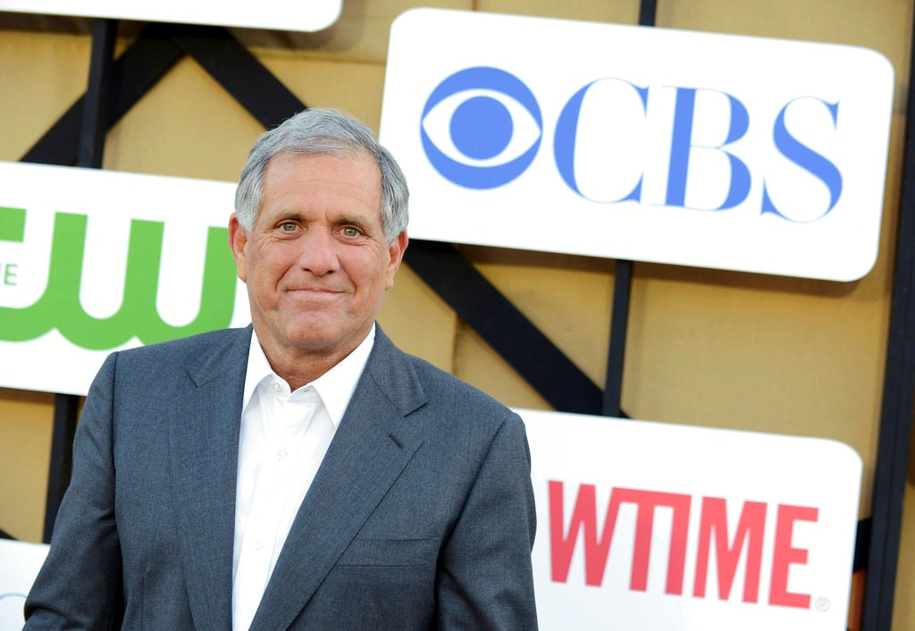 In this July 29, 2013, file photo, Les Moonves arrives at the CBS, CW and Showtime TCA party at The Beverly Hilton in Beverly Hills, Calif. Writer Ronan Farrow broke the explosive story of sexual misconduct on the part of the powerful CBS chief executive. Moonves resigned on Sept. 9, hours after more sexual harassment allegations involving the network's longtime leader surfaced. On Dec. 17, it was announced that Moonves will not receive his $120 million severance package after the company's board of directors determined he was fired