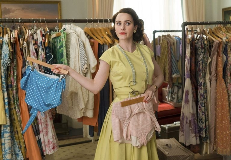 Fabulous fashion of 'Mrs. Maisel' is more than just attire