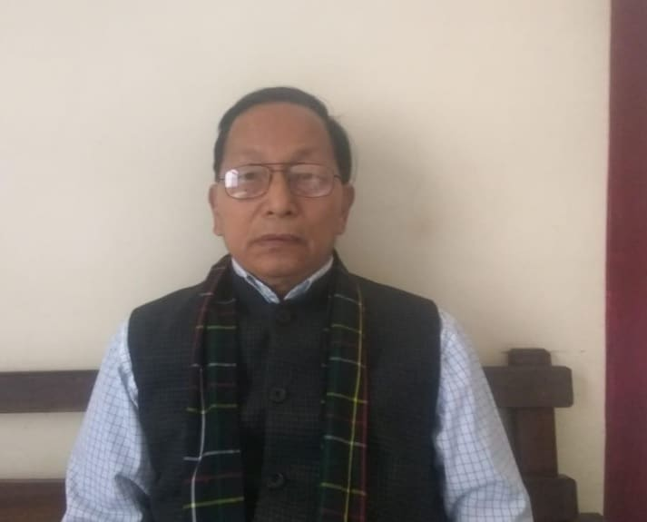 Hindutva is BJP's biggest liability in Mizoram, says state party chief John V Hluna