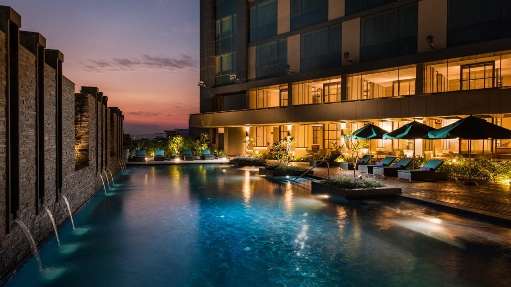 Hilton's Conrad checks in to the sleepy pensioners' town of Pune