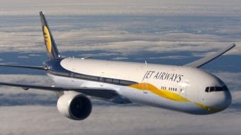 Jet Airways shares jump after Naresh Goyal agrees to reduce stake