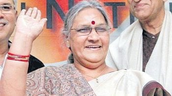 Rajnandgaon election 2018 results: Raman Singh of BJP leads Karuna Shukla of Congress