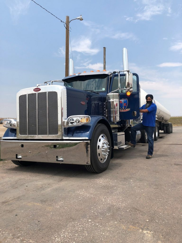 Meet Mintu Pandher, All-American Truckwalla