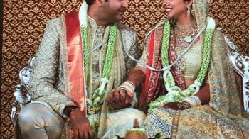 Isha and Anand marriage with Hindu Vedic Traditions and Rituals