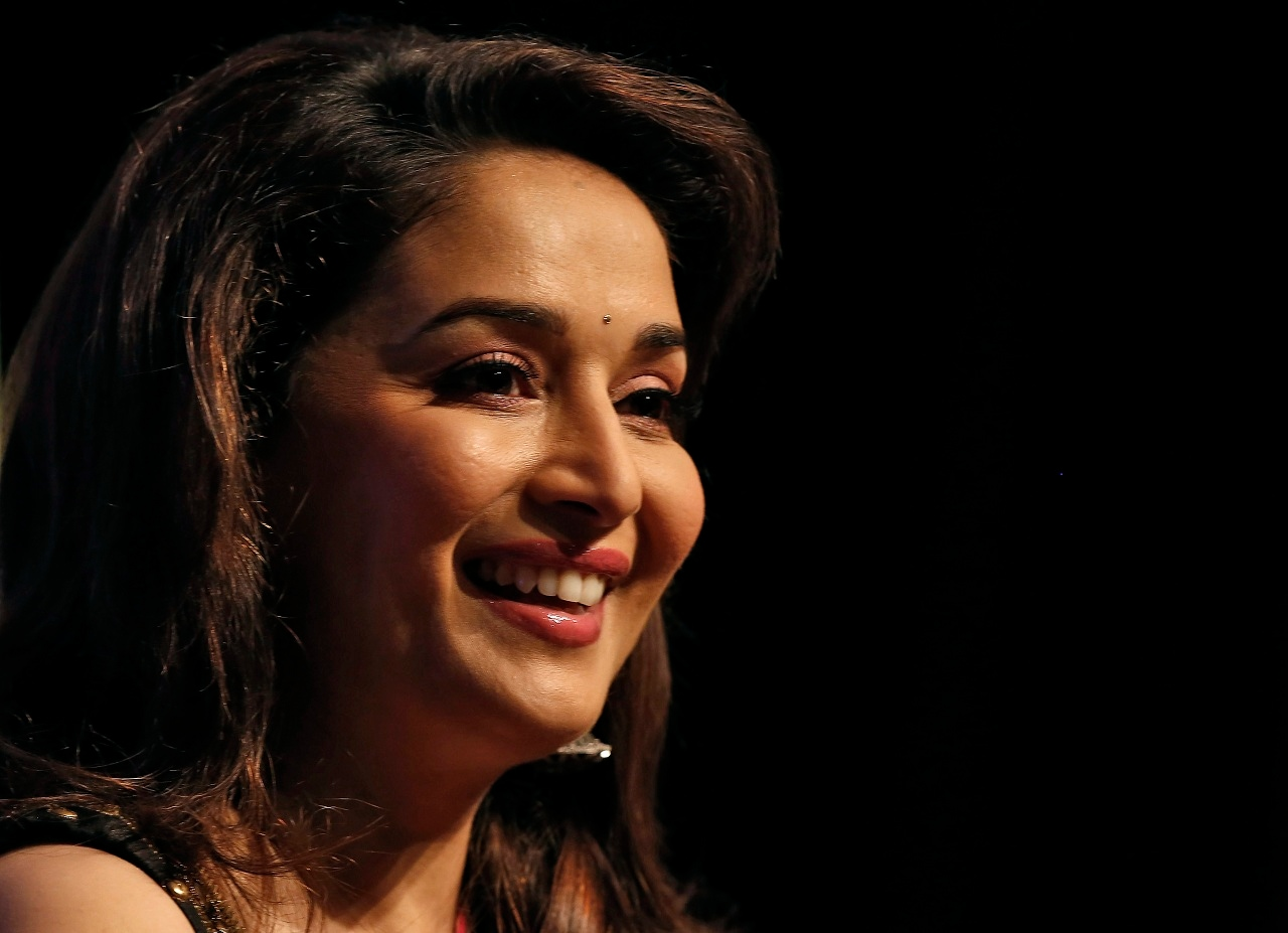 <strong>Madhuri Dixit Nene:</strong> In 2014, the veteran actress invested in wearable and preventive healthcare devices startup GOQii. The startup was founded by Vishal Gondal in 2014. (Image: Reuters)