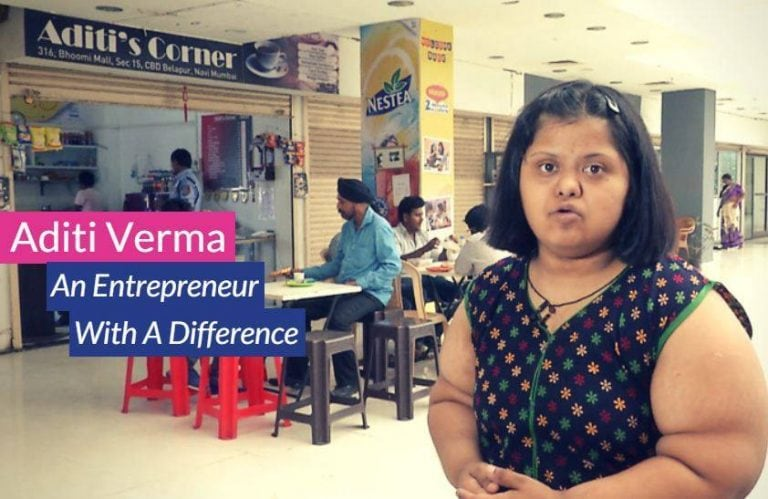 International Disability Day: An entrepreneur with a difference