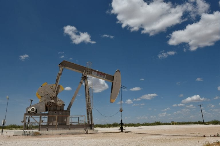 Oil prices up on US-China trade talk hopes, OPEC cuts