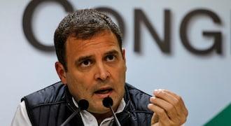 Rahul Gandhi backs agitating accountancy students
