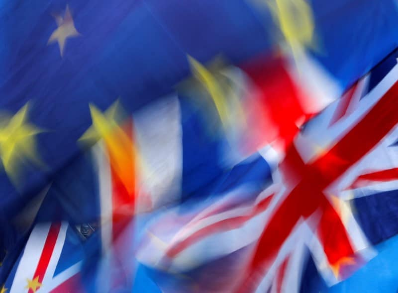 10. Brexit: British departure from the European Union without a deal could put 600,000 jobs around the world at risk, with Germany the hardest hit, a study published on Monday found, reported Reuters. (Image: Reuters)