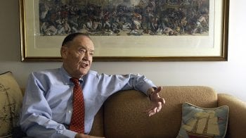 John Bogle, Vanguard founder and low-cost investing pioneer, dies at 89