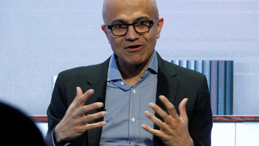 Davos 2019: Microsoft welcomes regulation on facial recognition technology, says Satya Nadella