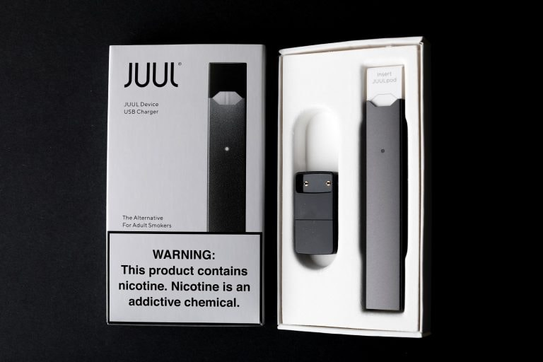Amid US vaping crackdown, Juul enters China with online