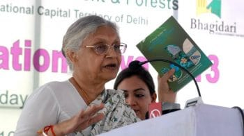 Former Delhi chief minister and Congress leader Sheila Dikshit passes away