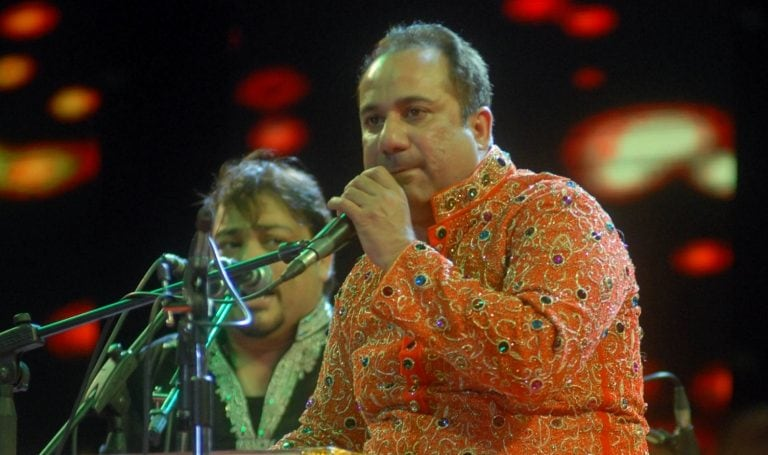 Pakistani singer Rahat Fateh Ali Khan issued ED notice