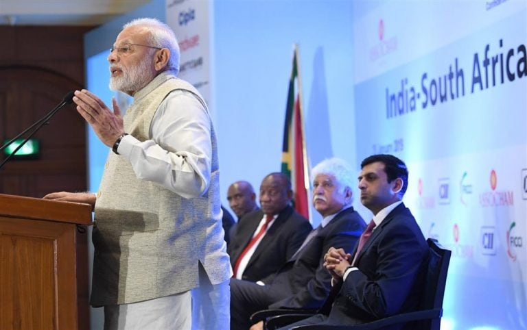 India poised to become world's 5th largest economy, says Narendra Modi