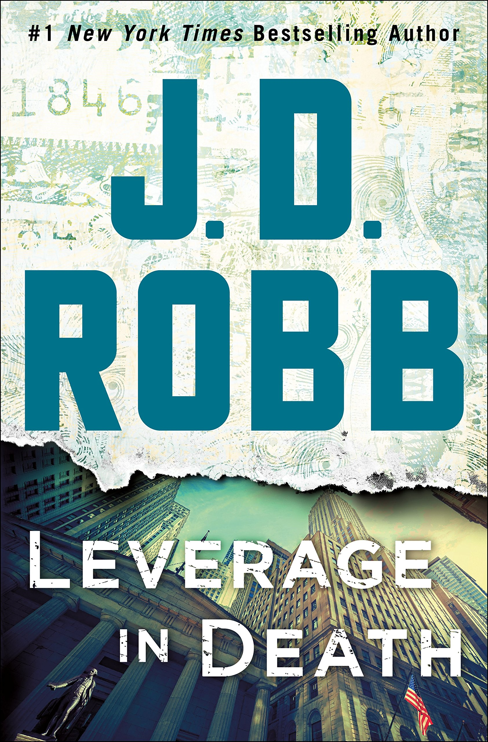 6. Leverage in Death by J. D. Robb - (St. Martin's Press)