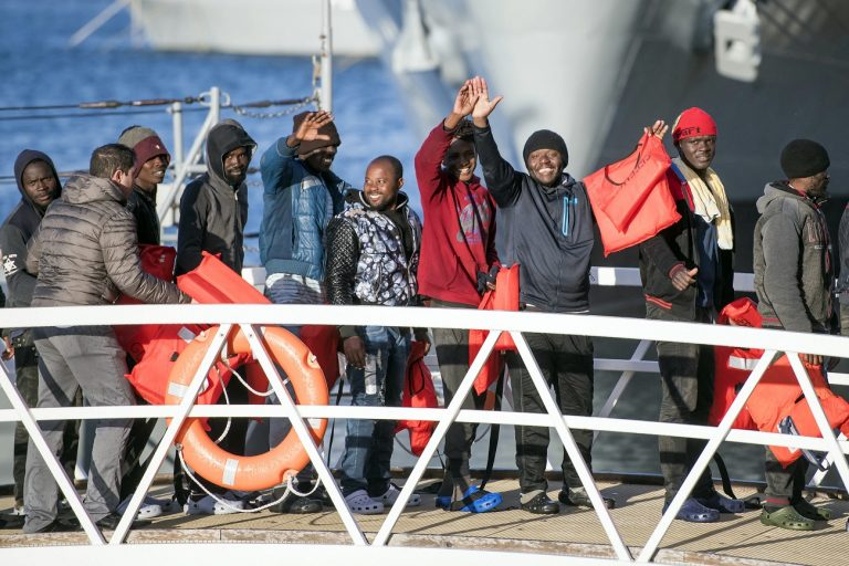 A German novelist takes a satirical look at the refugee crisis