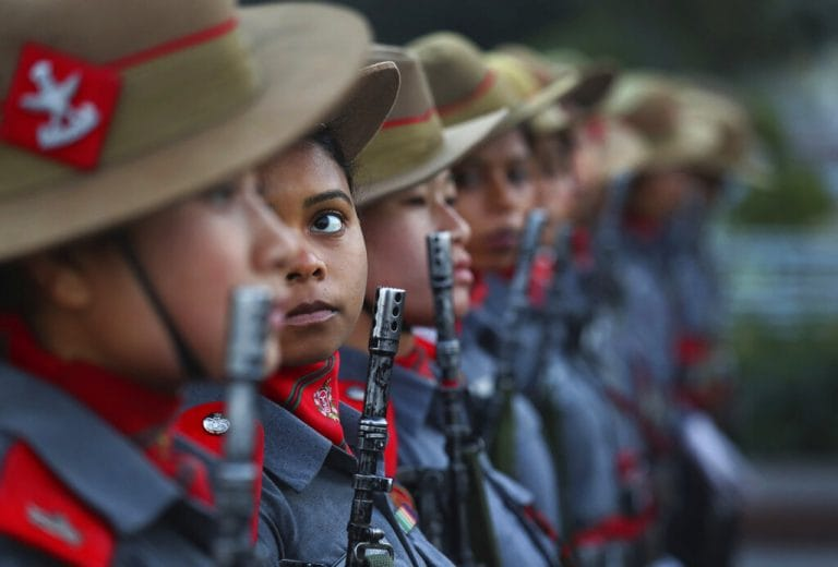 Republic Day 2019: Women prowess mesmerises crowd at 70th Republic Day parade on Rajpath