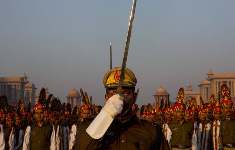 Republic Day 2019: President Ram Nath Kovind confers Ashoka Chakra on Nazir Wani