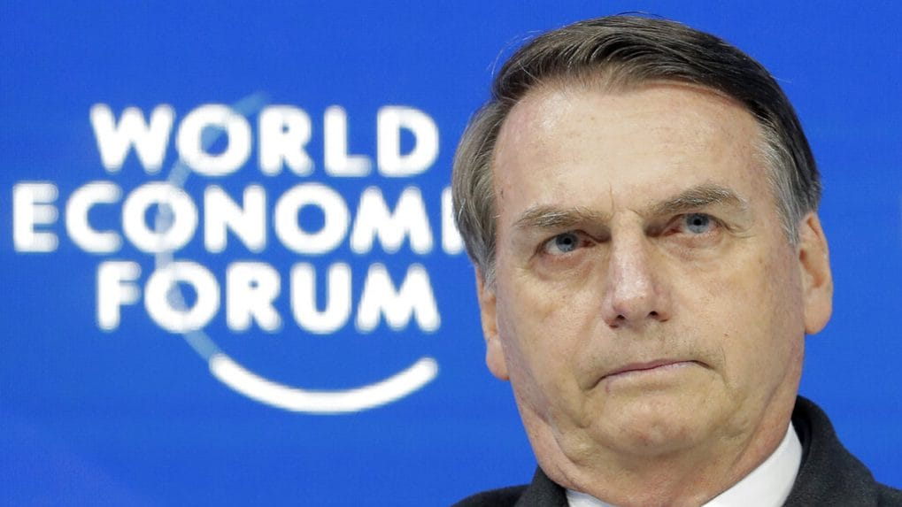 Davos 2019: Brazil pitches itself as business destination for world, new president promises all-round reforms