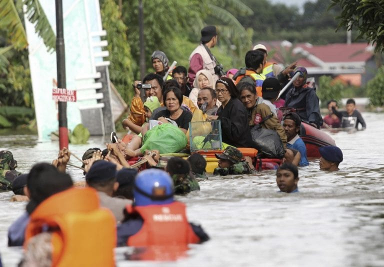 At least 50 killed by flash floods in Indonesia's Papua