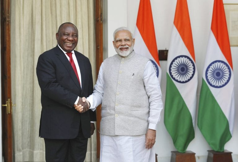 Republic Day 2019: India, South Africa to boost defense ties, trade