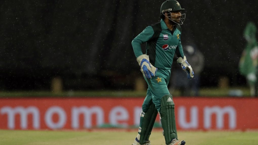Pakistan cricket captain suspended for making racist taunt