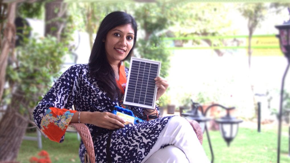 How this NRI built an army of 'Solar Sahelis' to power villages and empower women