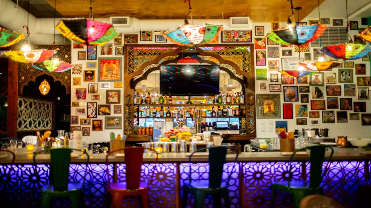 Chaatable Bar (Picture: Jessica Sloan)
