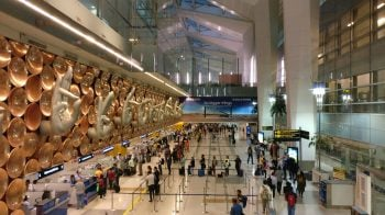Flight operations at Delhi airport's Terminal 2 temporarily suspended from May 18