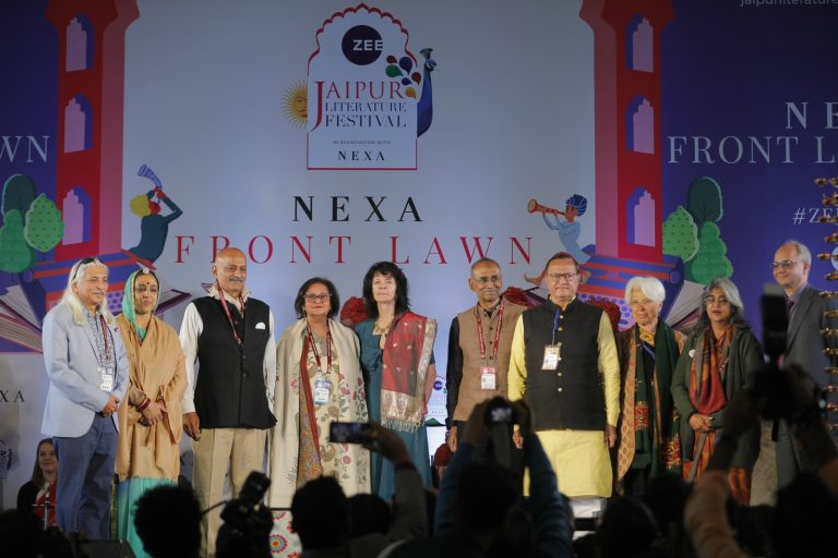 Jaipur Literature Festival: Devotees of the written word throng the 'Kumbh Mela' of literature