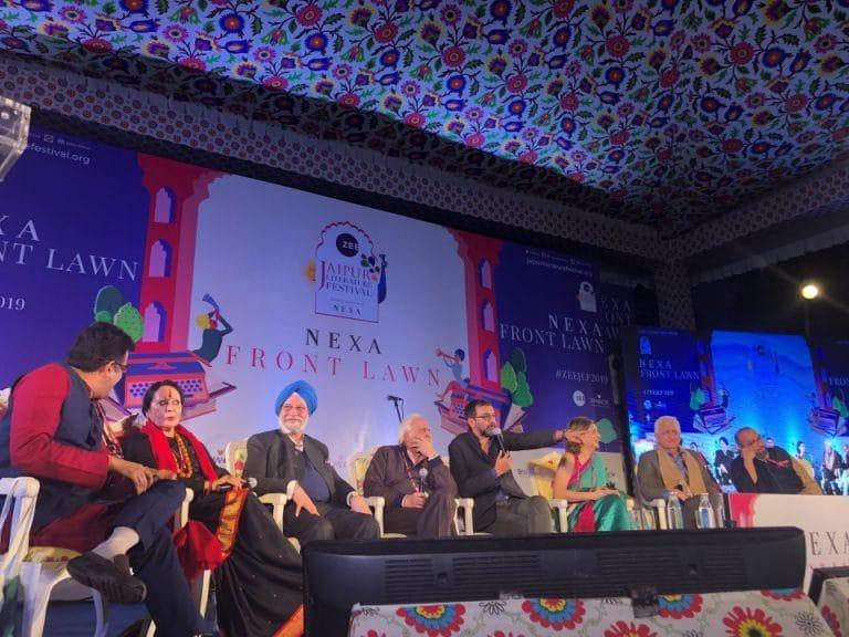Jaipur Literature Festival: Clash of ideas but written word builds bridges
