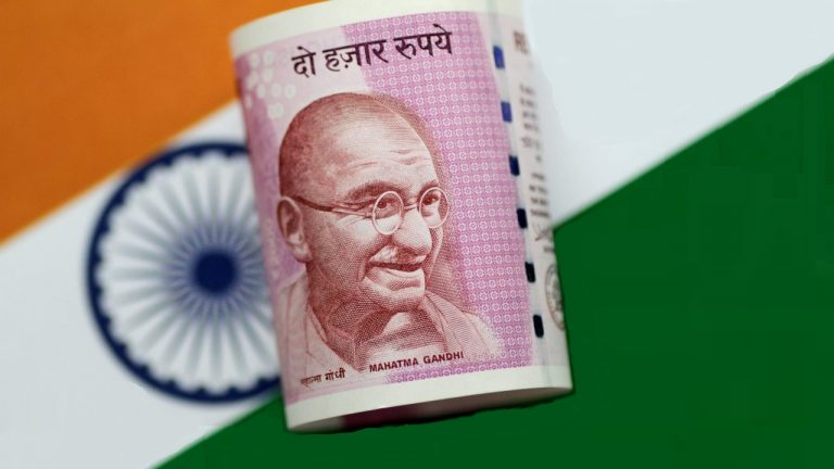 Rupee opens lower at 71.77 a dollar, bond yields rise
