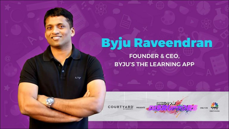 How Byju's took the classroom online and made learning fun